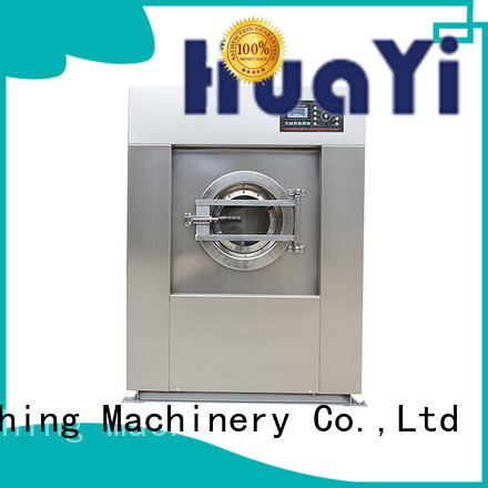 HuaYi commercial laundry factory price for guest house