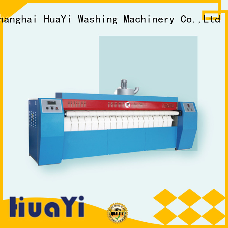 HuaYi industrial ironing machine supplier for big bath