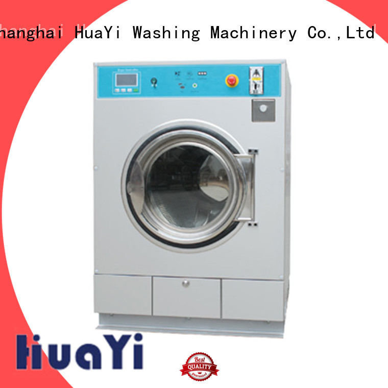 HuaYi long lasting laundry dryer machine factory price for baths