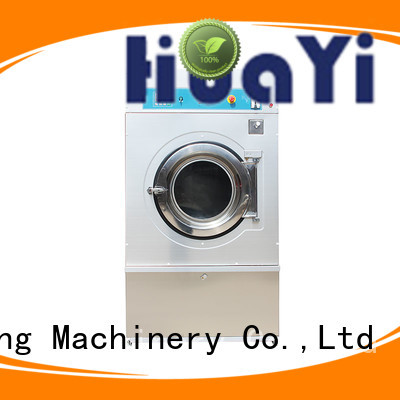 commercial washing machine and dryer for social welfare homes HuaYi