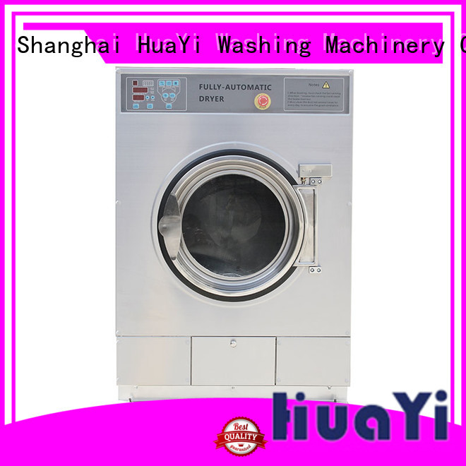 HuaYi stable washing machine with dryer supplier for hotels