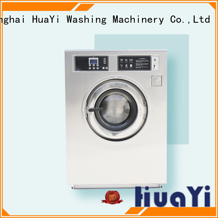 HuaYi laundry washing machine at discount for military units