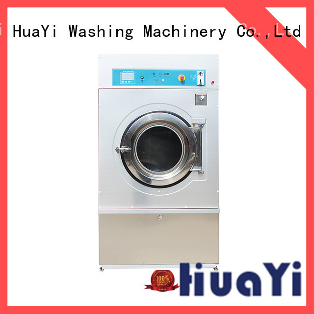HuaYi high efficiency coin operated washing machine directly sale for shop