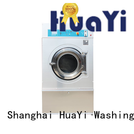 HuaYi stable industrial washer and dryer directly sale for hotels