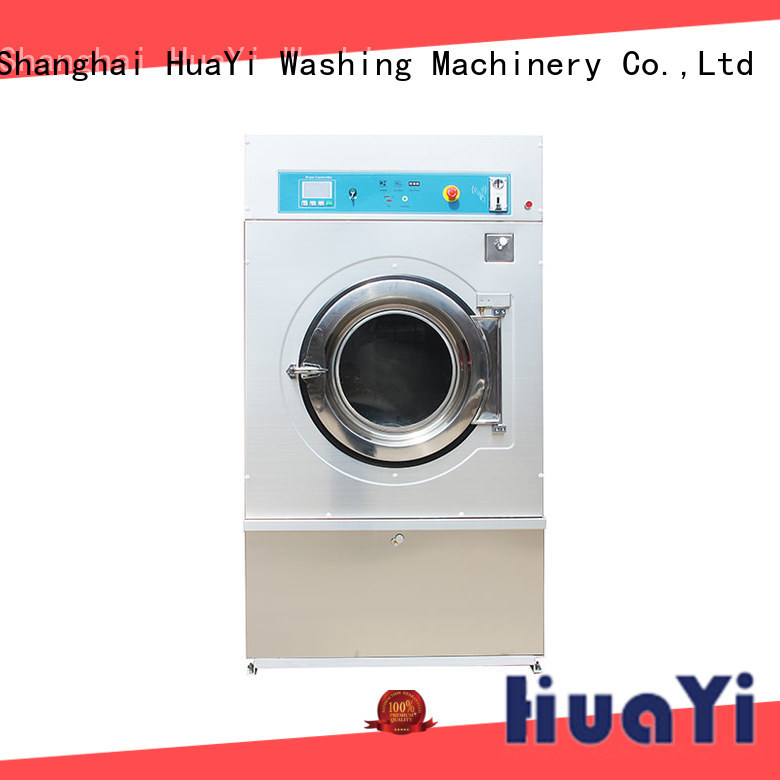 HuaYi washing machine with dryer online for hotels