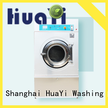 HuaYi safe washer dryer sale customized for shop