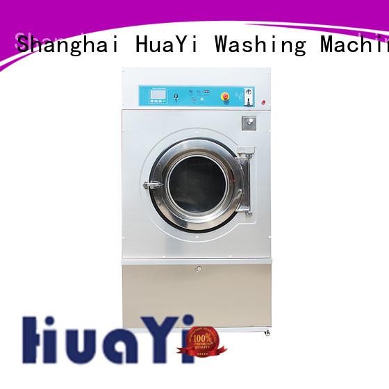 HuaYi coin washing machine online for baths