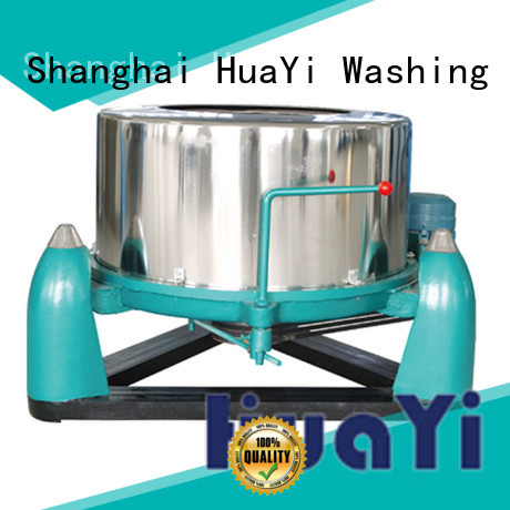 HuaYi commercial laundry machine supplier for military units
