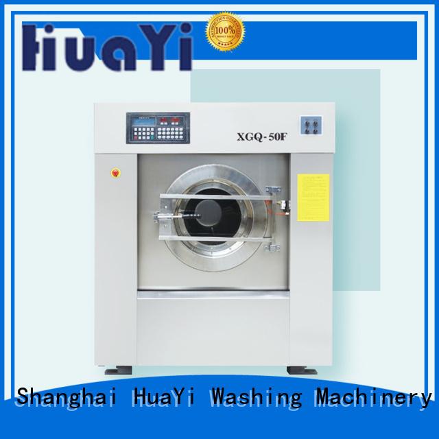 HuaYi laundry washer promotion for hotel