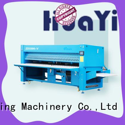 laundry folding machine for hospital HuaYi