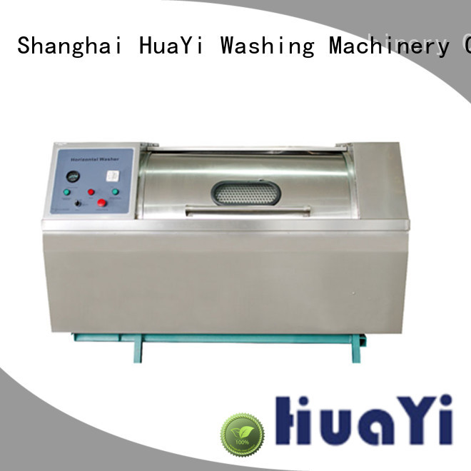 HuaYi low noise fully automatic washing machine supplier for guest house