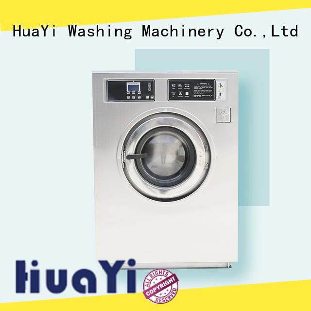 HuaYi energy saving industrial washing machine promotion for hospital