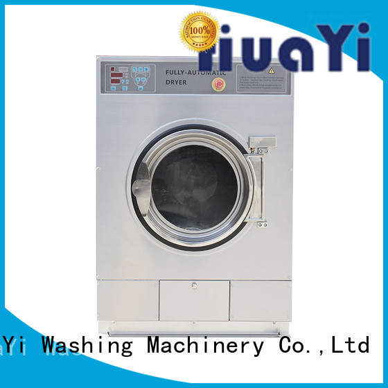 industrial washer and dryer promotion for residential schools HuaYi