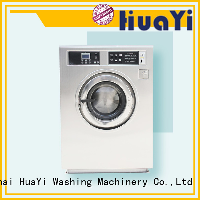 HuaYi laundry washer supplier for hospital