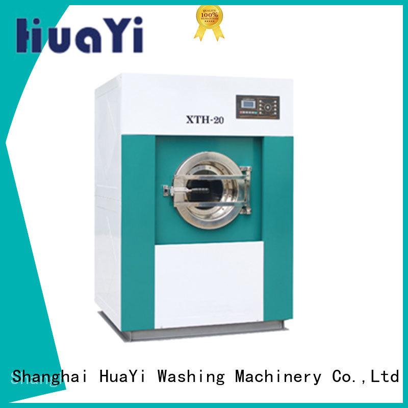 HuaYi washing machine size directly sale for washing industry