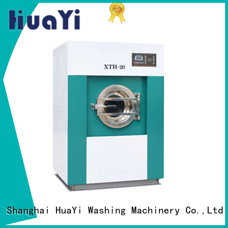 HuaYi commercial washing machine directly sale for military units