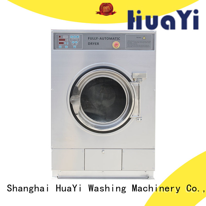 HuaYi washing machine with dryer supplier for residential schools