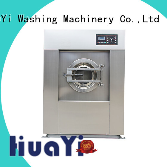commercial laundry machine supplier for hospital