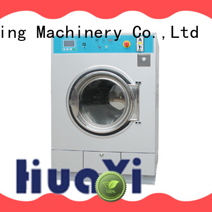 HuaYi corrosion resistance washer dryer sale customized for hotel