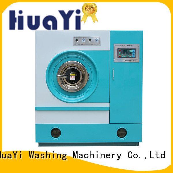 HuaYi commercial laundry equipment from China for hospital