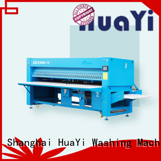 good quality automatic clothes folding machine manufacturer for hospital
