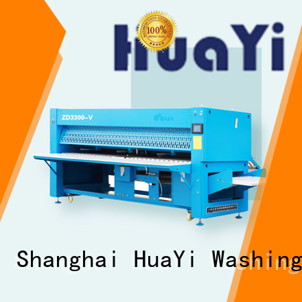 good quality sheet folding machine promotion for laundry shop