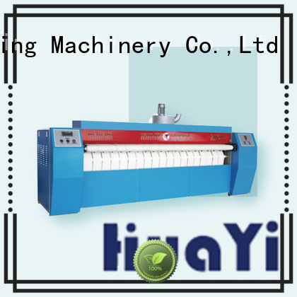 electric industrial ironing machine rollers supplier for big bath