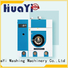 HuaYi convenient dry cleaner machine manufacturer for industry