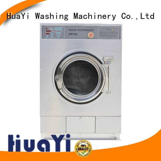 HuaYi washing machine and dryer directly sale for social welfare homes