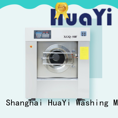 HuaYi industrial washing machine at discount for restaurant