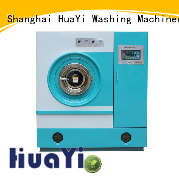 HuaYi convenient laundry machine from China for lundry factory