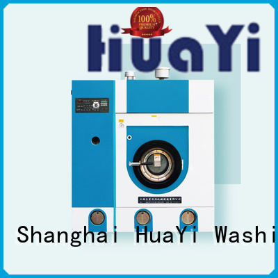 HuaYi accurate dry cleaning machine directly sale for hospital