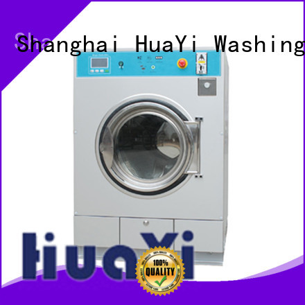 HuaYi laundry dryer machine factory price for shop