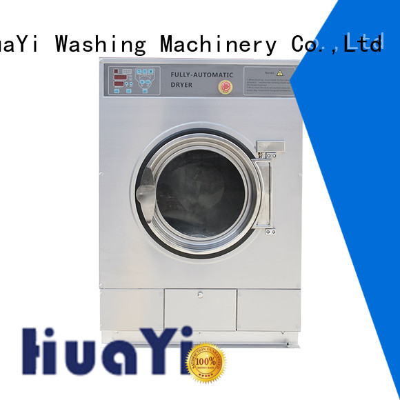 HuaYi commercial washer and dryer directly sale for residential schools