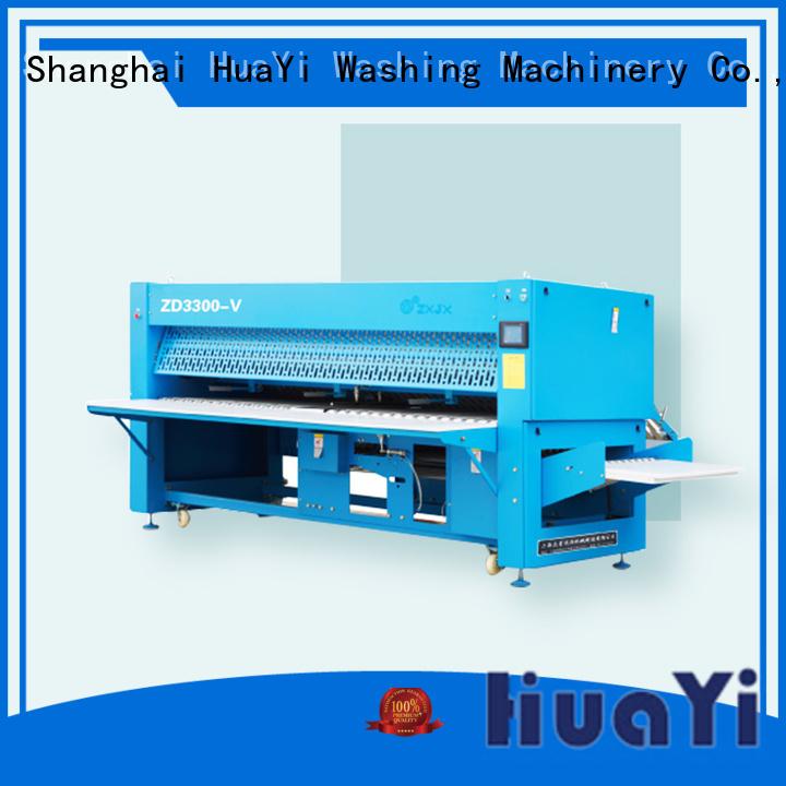 HuaYi automatic laundry folder factory price for bath