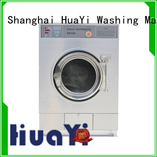 HuaYi stable washing machine and dryer promotion for hotels