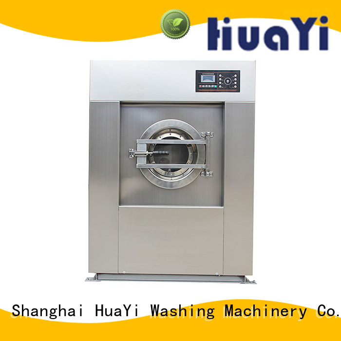 HuaYi laundry washing machine directly sale for hospital