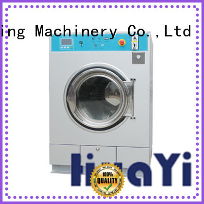 HuaYi safe laundry dryer factory price for school