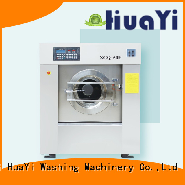 energy saving laundry machine promotion for restaurant
