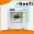 energy saving laundry machine promotion for restaurant