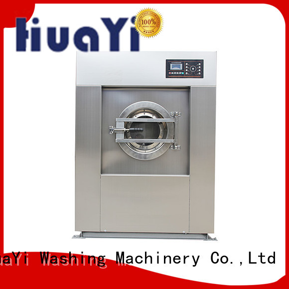 HuaYi energy saving industrial laundry machine at discount for hospital