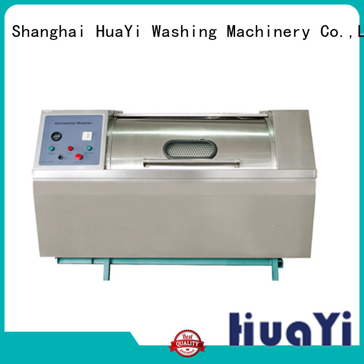 HuaYi industrial washing machine directly sale for restaurant