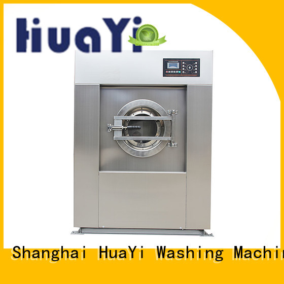 HuaYi laundry machine price promotion for hospital