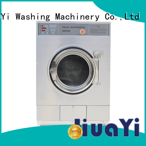 HuaYi stable commercial washer and dryer supplier for hotels