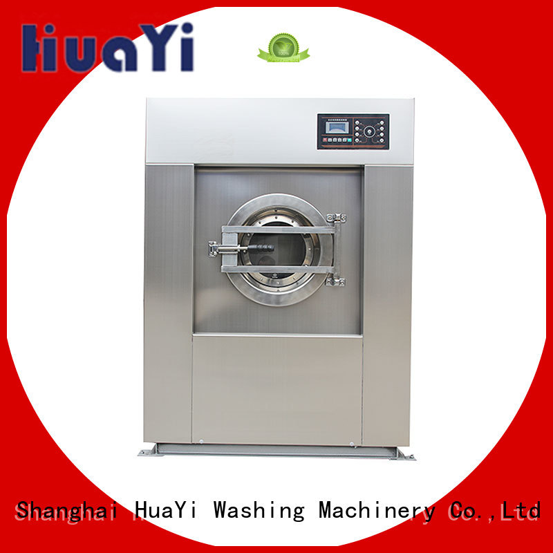 HuaYi commercial laundry machine directly sale for restaurant