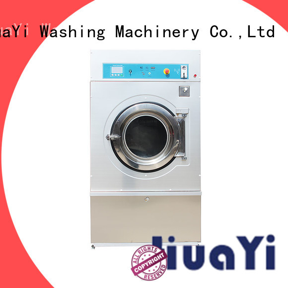 HuaYi coin laundry machine directly sale for social welfare homes