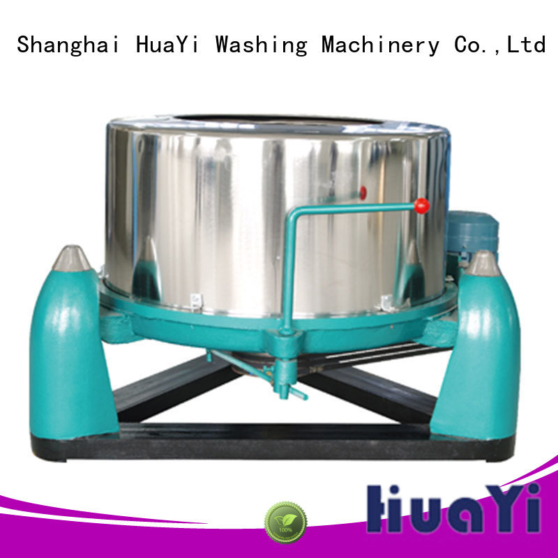 HuaYi fully automatic washing machine supplier for washing industry