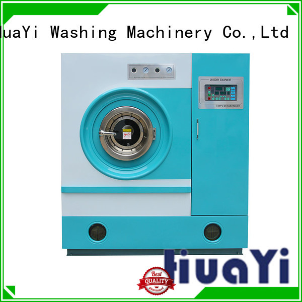 HuaYi hydrocarbon dry cleaning machine wholesale for lundry factory