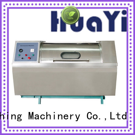 automatic laundry equipment promotion for hospital