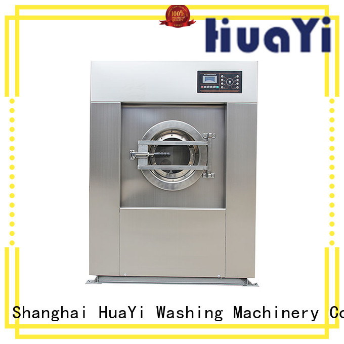 HuaYi laundry machine price supplier for hotel